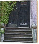 Use Other Door Wood Print