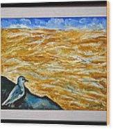 U.s.landscape Wood Print