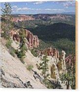 Utah Bryce Canoyn Wood Print