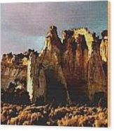 Utah Country 1 Wood Print