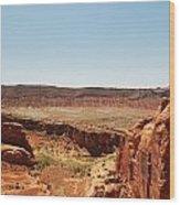 Utah Landscape 3 Wood Print
