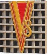 V8 Lasalle Wood Print