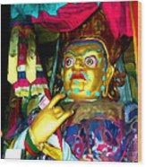 Vaishravana 1 Wood Print