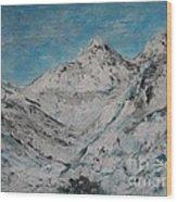 Val 'd Annivers Wood Print