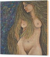 Valencina Wood Print