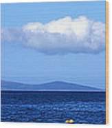 Valentia Island Lighthouse Wood Print
