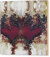 Valentine Love Wood Print