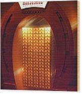 Valentine Million Bucks Wood Print