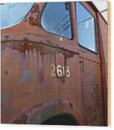 Van 2618 Wood Print