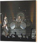 Van Halen-7026 Wood Print