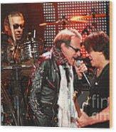 Van Halen-7132b Wood Print