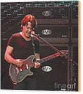 Van Halen-7305b Wood Print