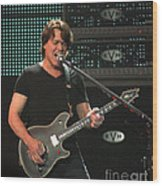 Van Halen-7355b Wood Print