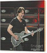 Van Halen-7394b Wood Print