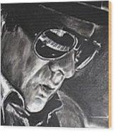 Van Morrison -  Belfast Cowboy Wood Print