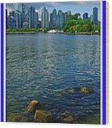 Vancouver IIi Wood Print