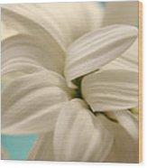 Vanilla Whip Wood Print