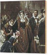 Vannutelli, Scipione 1834-1894. Mary Wood Print