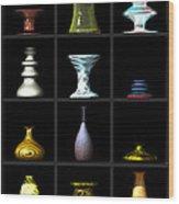 Vases... Wood Print