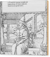 Vasily IIi Ivanovich (1479-1533) Wood Print