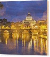 Vatican Wood Print