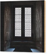 Vatican Window Seats Wood Print