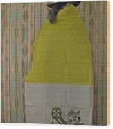 Vatican Witch 2 Wood Print