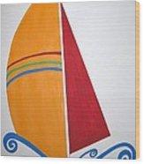 Velas Wood Print