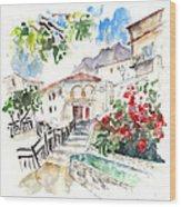 Velez Blanco 03 Wood Print