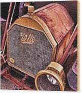 Velie Wood Print