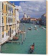 Venice 4 Wood Print