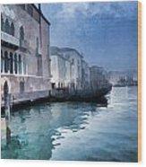 Venice Beauty Wood Print