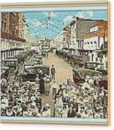 Venice Ca Rally- 1920 Wood Print