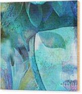 Venitian Carnival - Mask Wood Print