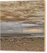 Ventura In Storm Wood Print