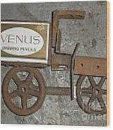 Venus Wood Print by Michael Sauro