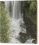 Vermillion River Falls 1 Wood Print