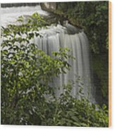 Vermillion River Falls 2 A Wood Print