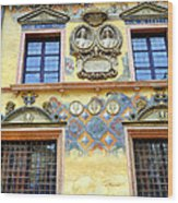 Verona Artwork Wood Print