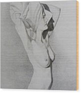 Veronica Four Wood Print