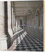 Versailles Grand Trianon Wood Print