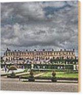 Versailles In The Afternoon Wood Print