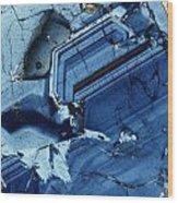Vesuvianite 1 Wood Print