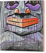 V.i. 0043 Wood Print
