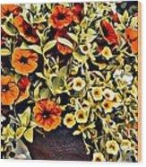 V.i. 0064 Wood Print