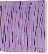 Vibrant Grass Wood Print