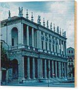Vicenza Italy 4 1962 Wood Print