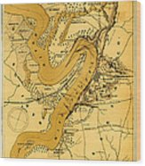 Vicksburg And Its Defenses Wood Print