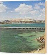 Victor Harbour Panorama Wood Print