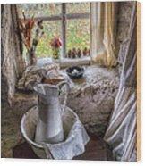 Victorian Wash Area Wood Print